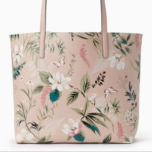 Kate spade arch place mya reversible tote